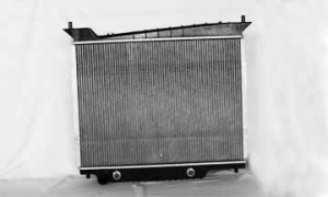 2003-2004 Ford Expedition Radiator