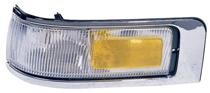 1995 - 1997 Lincoln Town Car Corner Light Assembly Replacement / Lens Cover - Right (Passenger)