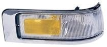 1995 - 1997 Lincoln Town Car Corner Light Assembly Replacement / Lens Cover - Left (Driver)