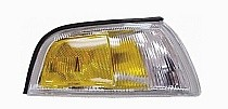 1997 - 2002 Mitsubishi Mirage Sedan Corner Light Assembly Replacement / Lens Cover - Right (Passenger)