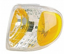 1998 - 2001 Mercury Mountaineer Corner Light Assembly Replacement / Lens Cover - Left (Driver)