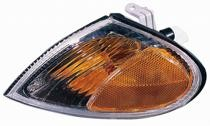 1999 - 2000 Hyundai Elantra Corner Light Assembly Replacement / Lens Cover - Left (Driver)