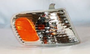 2001-2002 Toyota Corolla Front Signal Light - Right (Passenger)