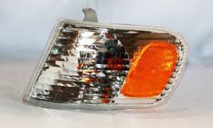 2001-2002 Toyota Corolla Front Signal Light - Left (Driver)