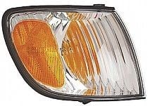 2001 - 2003 Toyota Sienna Corner Light Assembly Replacement / Lens Cover - Right (Passenger)