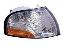2001 - 2002 Nissan Quest Van Corner Light Assembly Replacement / Lens Cover - Right (Passenger)