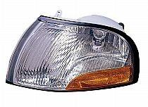 2001-2002 Nissan Quest Van Corner Light - Left (Driver)