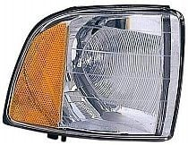 1999-2002 Dodge Ram Corner Light - Right (Passenger)