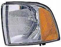 1999-2002 Dodge Ram Corner Light - Left (Driver)