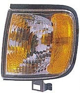 2000 - 2002 Honda Passport Corner Light Assembly Replacement / Lens Cover - Left (Driver)