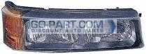 2003-2007 Chevrolet (Chevy) Silverado  Parking / Signal / Marker / Running Light - Right (Passenger)