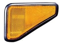 2003 - 2008 Honda Element Front Marker Light Assembly Replacement / Lens Cover - Left (Driver)