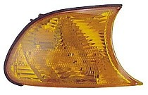 2001 BMW 325i Parking + Signal + Marker Light (Coupe Convertible + with Amber Lens) - Right (Passenger)