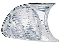 2001 BMW 330i Parking / Signal / Marker Light (Park/Signal/Marker Combo / Coupe/Convertible / with White Lens) - Right (Passenger)