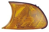 2001 BMW 325i Parking + Signal + Marker Light (Coupe Convertible + with Amber Lens) - Left (Driver)