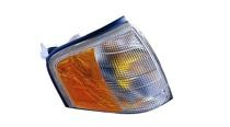 1994 - 2000 Mercedes Benz C280 Parking + Signal Light Assembly Replacement / Lens Cover - Right (Passenger)