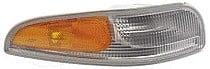 1997 - 2004 Chevrolet (Chevy) Corvette Parking + Signal + Marker + Running Light - Right (Passenger)