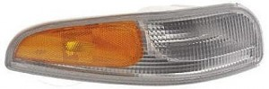 1997-2004 Chevrolet (Chevy) Corvette Parking / Signal / Marker / Running Light - Right (Passenger)