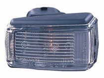 2000 - 2004 Volvo S40 Side Repeater Light (with White Lens / Early Design) - Left or Right (Driver or Passenger)