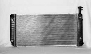 2003-2004 Saab 9-3 Series Radiator