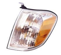 2005 - 2007 Toyota Tundra Pickup Corner Light Assembly Replacement / Lens Cover - Left (Driver)
