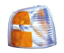 2004 - 2005 Ford Explorer Parking / Signal Light - Right (Passenger)