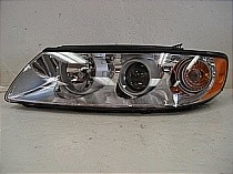 2006 Hyundai Azera Front Headlight Assembly Replacement Housing / Lens / Cover - Left (Driver)