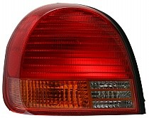 1999-2001 Hyundai Sonata Tail Light Rear Lamp - Left (Driver)