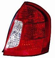 2006-2011 Hyundai Accent Tail Light Rear Lamp - Right (Passenger)