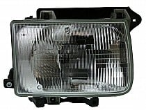 1997 - 1999 Infiniti QX4 Front Headlight Assembly Replacement Housing / Lens / Cover - Right (Passenger)