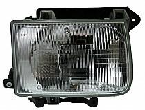 1997-1999 Infiniti QX4 Headlight Assembly - Right (Passenger)
