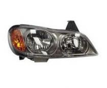 2002 - 2004 Infiniti I35 Front Headlight Assembly Replacement Housing / Lens / Cover - Right (Passenger)