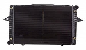 1998-2007 Volvo V70 Radiator (2.3L / 2.4L / 2.5L / With Turbo)