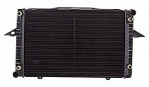 1998 - 2007 Volvo V70 Radiator (2.3L + 2.4L + 2.5L + With Turbo)