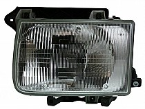 1997 - 1999 Infiniti QX4 Front Headlight Assembly Replacement Housing / Lens / Cover - Left (Driver)