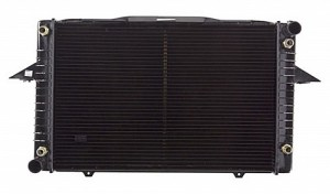 2005-2007 Volvo XC70 Radiator (2.5L L5 / With Turbo)
