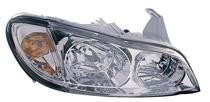 2000 - 2001 Infiniti I30 Headlight Assembly (OEM + without Touring Package + Halogen) - Left (Driver)