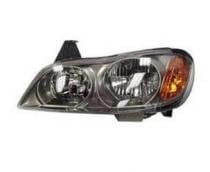 2002 - 2004 Infiniti I35 Headlight Assembly - Left (Driver)