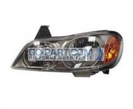 2002-2004 Infiniti I35 Headlight Assembly - Left (Driver)