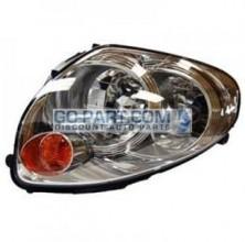 2005-2005 Infiniti G35 Headlight Assembly - Left (Driver)