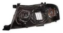 2003 - 2004 Infiniti M45 Front Headlight Assembly Replacement Housing / Lens / Cover - Left (Driver)
