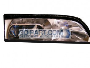 2001-2003 Infiniti QX4 Fog Light Lamp - Left (Driver)