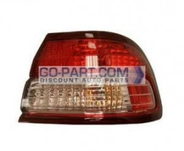 1998-1999 Infiniti I30 Tail Light Rear Lamp - Right (Passenger)