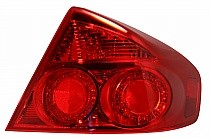 2005 - 2006 Infiniti G35 Rear Tail Light Assembly Replacement / Lens / Cover - Right (Passenger)