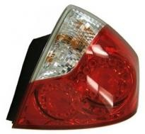 2006 - 2007 Infiniti M45 Rear Tail Light Assembly Replacement / Lens / Cover - Right (Passenger)
