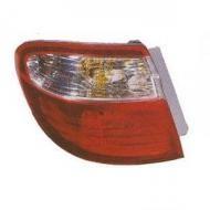 2000 - 2001 Infiniti I30 Tail Light Rear Lamp - Left (Driver)