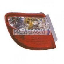 2000-2001 Infiniti I30 Tail Light Rear Brake Lamp - Left (Driver)