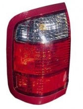2001 - 2003 Infiniti QX4 Rear Tail Light Assembly Replacement / Lens / Cover - Left (Driver)