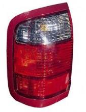 2001 - 2003 Infiniti QX4 Tail Light Rear Lamp - Left (Driver)