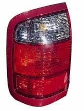 2001-2003 Infiniti QX4 Tail Light Rear Lamp - Left (Driver)